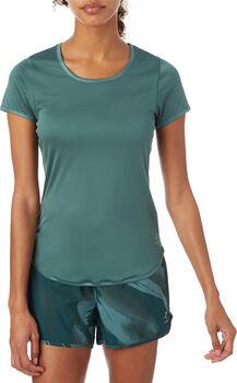 ENERGETICS Camiseta manga corta Gusta 4  mujer Verde