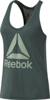 Reebok Camiseta sin mangas Workout Ready Supremium 2.0 mujer