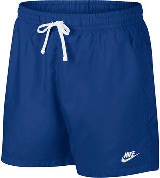 Nike Pantalones cortos tejidos Sportswear Heritage hombre Rojo