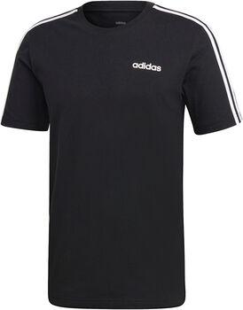 adidas Camiseta manga corta Essentials 3 bandas hombre