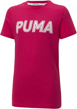Puma Camiseta Manga Corta Modern Sports Logo Tee G niña