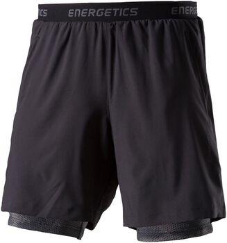 ENERGETICS Friedo Ux Shorts hombre Negro