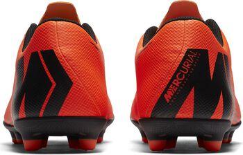 Botas fútbol Nike Mercurial Vapor 12 Club MG Naranja