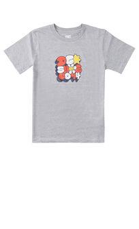 Camiseta Manga Corta Bubble Fun