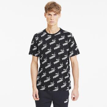 Puma Camiseta Manga Corta AMPLIFIED AOP  hombre