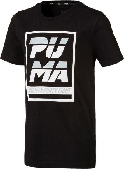Camiseta manga corta Alpha Logo