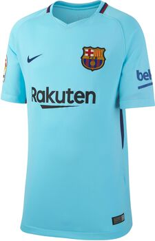 5474e88c7f720 Camiseta fútbol FC Barcelona Nike BRT STAD JSY SS AW Junior Azul