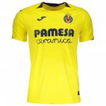 Joma 1ª Camiseta Villareal Amarillo hombre