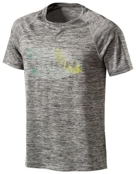 PRO TOUCH Bonito ux Camiseta Manga Corta Running hombre Gris