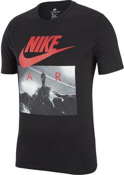Nike Sportswear modern camiseta manga corta hombre Negro