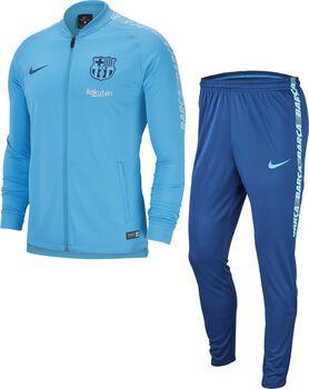 Nike Chándal de fútbol FC Barcelona Dri-FIT Sqd hombre Azul