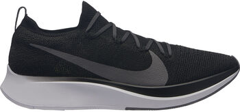 online retailer 91985 f828b Nike Zoom Fly Flyknit hombre Negro