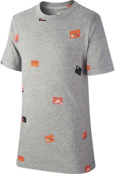 Nike Camiseta Sportswear Graphic niño Gris