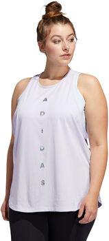 adidas Camiseta de tirantes (Tallas grandes) mujer