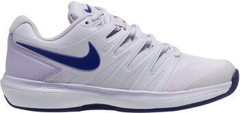 Nike Zapatilla AIR ZOOM PRESTIGE CLY mujer Blanco