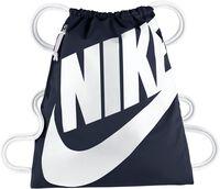 Saco Nike Heritage Gymsack Negro