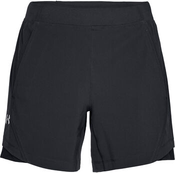 "Under Armour UA Speedpocket Linerless 6"" Shorts hombre"