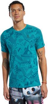 Reebok Camiseta manga corta RC Move - Print hombre