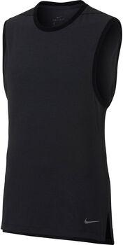 Nike Camiseta Dri-FIT hombre Negro