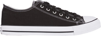 FIREFLY Canvas Low IV hombre Negro