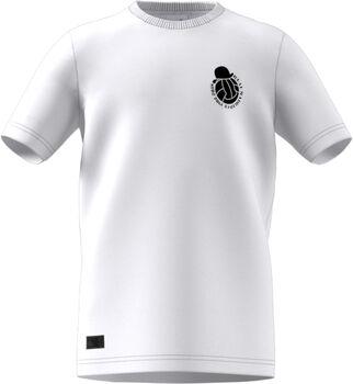 Camiseta fútbol Real Madrid adidas GRA TEE Y  niño