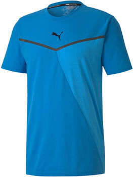 Puma Camiseta de manga corta training Thermo R+ BND hombre Azul