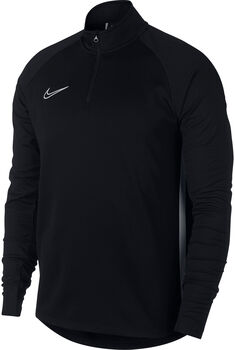 Nike Camiseta m/lNK DRY ACDMY DRIL TOP hombre Negro