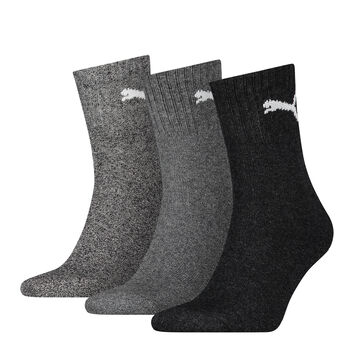 Puma Short Crew Socks 3p hombre
