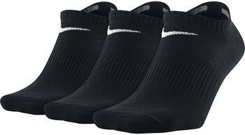 Nike Calcetines Performance Lightweight Training (3 Pares) Negro