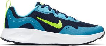Nike Zapatillas WearAll Day niño Azul