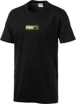 Puma Camiseta de manga corta Graphic Logo No.2 hombre