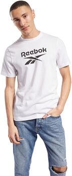 Reebok Camiseta Manga Corta Classics Vector hombre