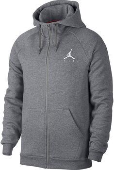 Nike Sudadera JUMPMAN FLEECE FZ hombre Gris