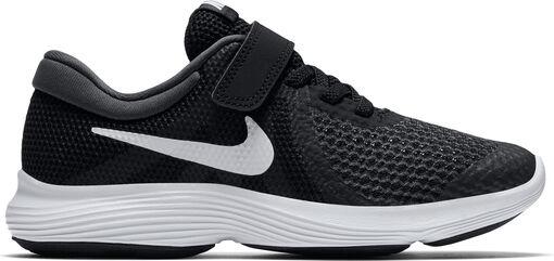 Nike - Revolution 4 (PSV) - Unisex - Zapatillas Running - Negro - 28?