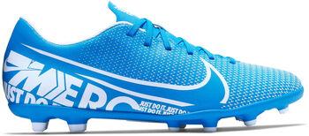 Nike Bota VAPOR 13 CLUB FG/MG hombre Azul