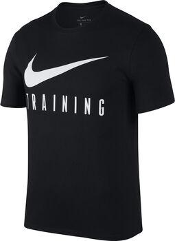 Nike Dry Tee Train Hombre Negro