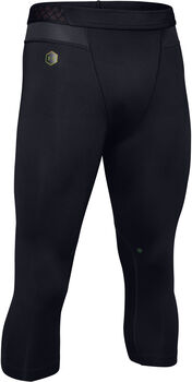 Under Armour Legging Rush 3/4 hombre Negro