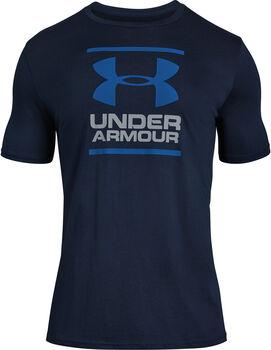 Under Armour Camiseta m/c GL Foundation SS T hombre Azul