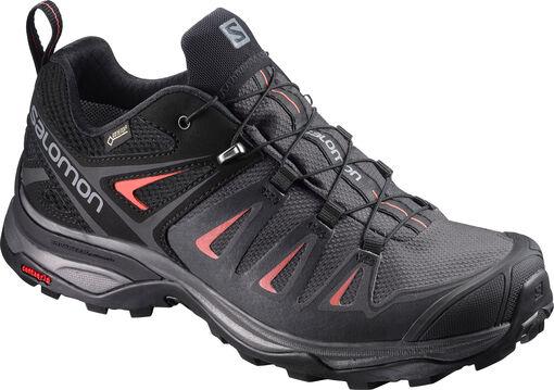 Salomon - Zapatilla SHOES X ULTRA 3 G - Mujer - Zapatillas trekking y senderismo - 37dot5