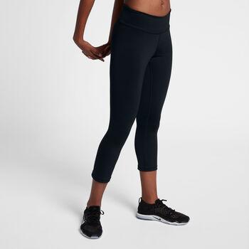 Nike  Pwr Hpr Crop Mujer Negro