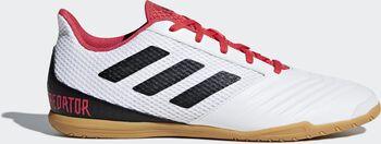 Botas fútbol sala adidas Predator Tango 18.4  Blanco