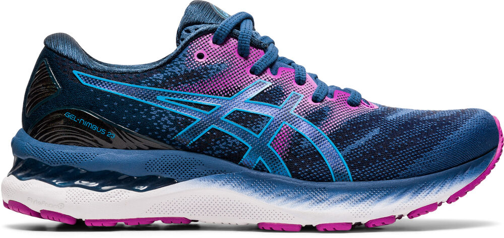 ASICS - Zapatillas de running GEL-Nimbus 23 - Mujer - Zapatillas Running - Azul - 5dot5