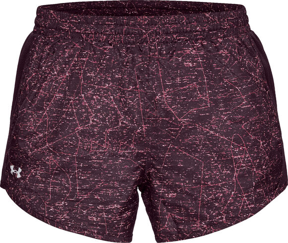 Fly by Printed Short Mujer