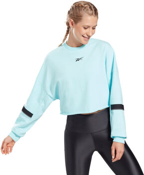 Reebok Jersey Sr French Terry Crew mujer