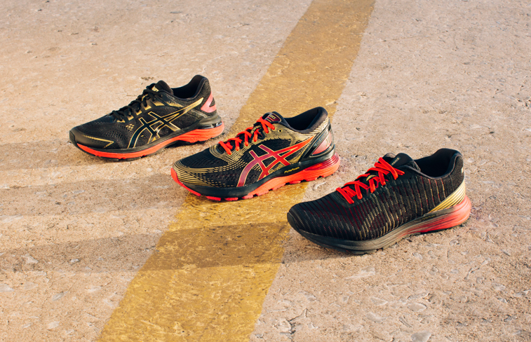 b9ddfb83d7b ASICS es una marca deportiva que lleva ya un tiempo superándose a sí misma  con las sucesivas versiones de su zapatilla GEL- Nimbus.
