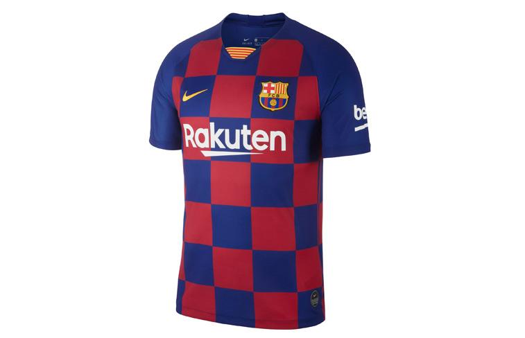 Equipación del Barcelona para temporada 2019-2020