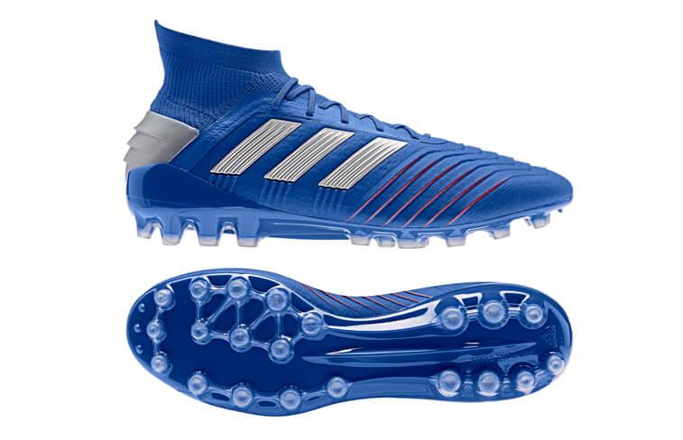 Cómo son las botas de fútbol ADIDAS predator 19.1 AG – Intersport 65586eade5dc5