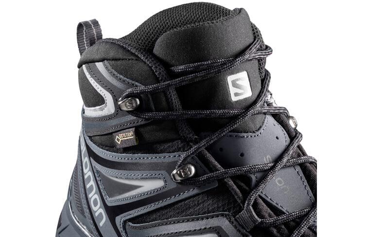 d0165a0a1 En conjunto, todo ello hace que las Salomon X Ultra 3 Mid GTX sean unas  botas de montaña extremadamente confortables, ideales para cualquier tipo  de salida ...